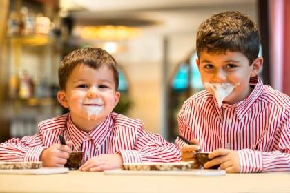 Kinder im Altstadt Hotel Koblenz