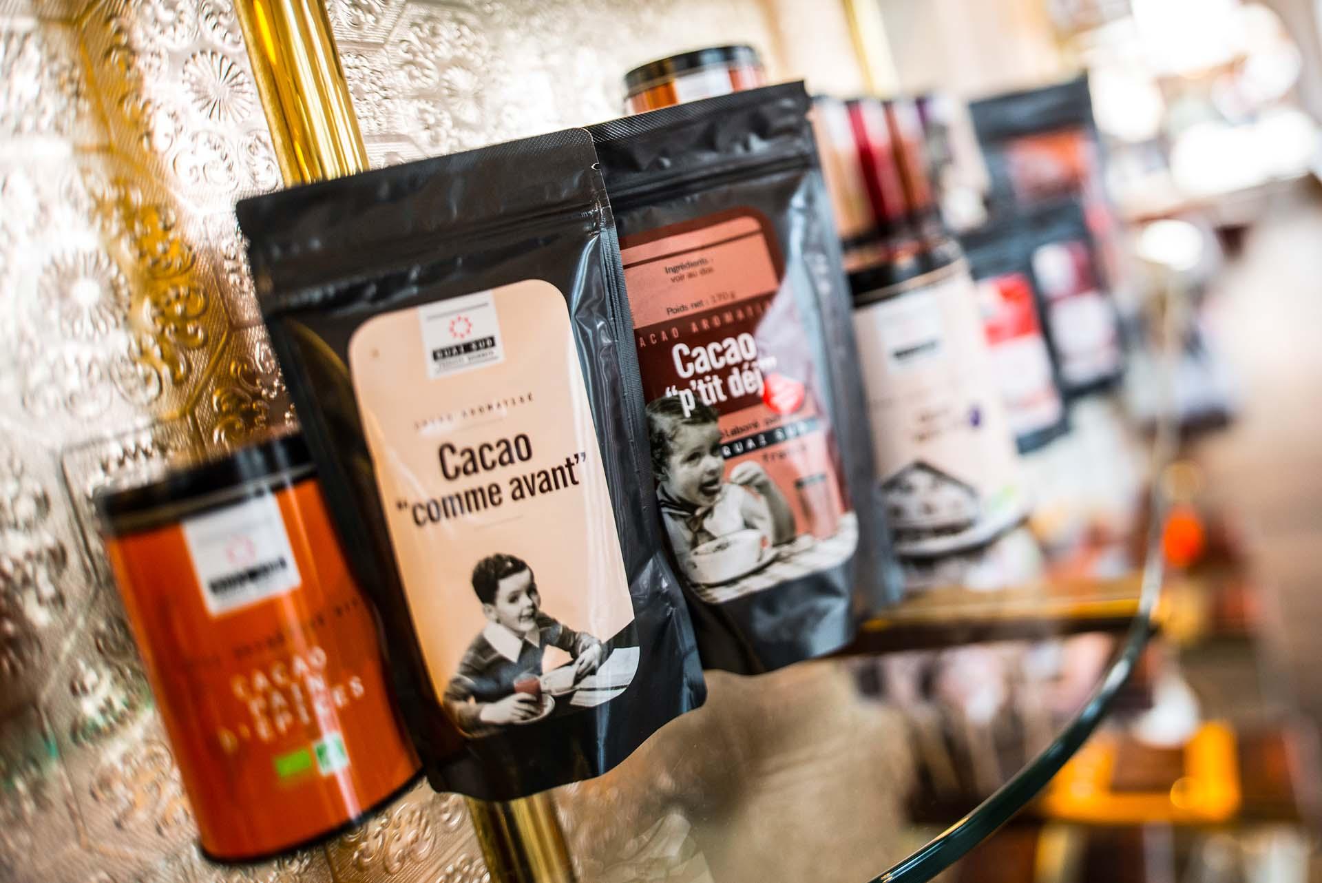 Erlesene Kaffeeauswahl im Altstadt Hotel Koblenz