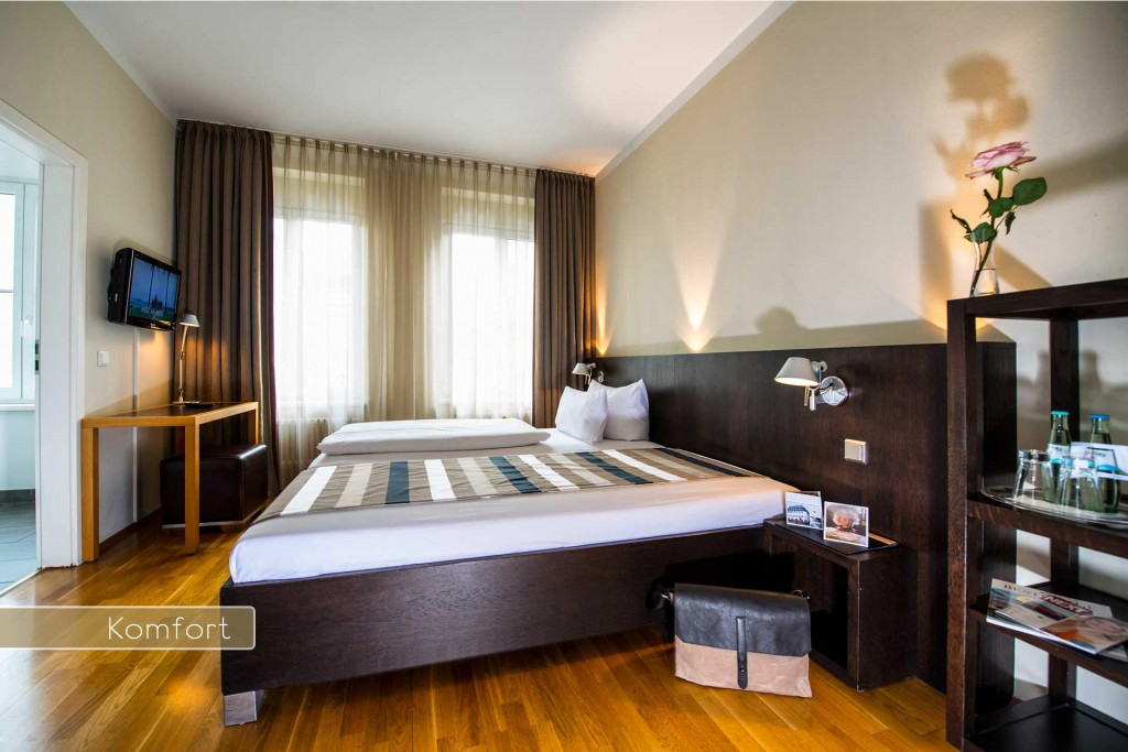 Komfort Hotelzimmer