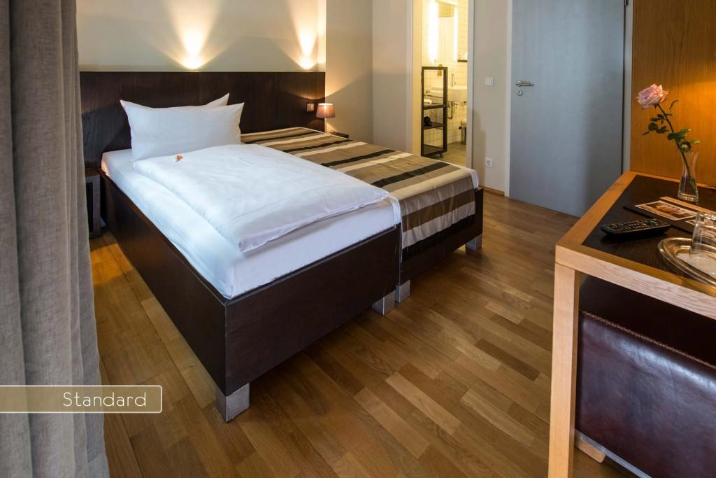 Standard Hotelzimmer